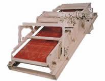 Single deck 6' x 16' high-speed vibrating screen