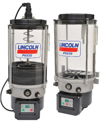 Lincoln Offers New Electric Centro Matic Pump Aggregates And