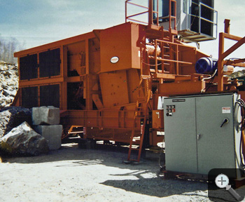 jaw crusher nip angle design choices 2 gyratory crushers , the parameters used in the basic design of a gyratory crusher are nip angle, feed rate, feed opening, closed-side setting,   jaw crusher nip .